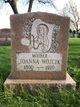 Joanna <I>Lorenc</I> Wojcik