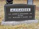 Edwin S Alexander