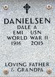 Profile photo:  Dale Andrew Danielsen