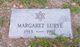 Margaret Lurye