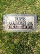 "Lillian May ""Betty"" <I>Gettman</I> Kuba"