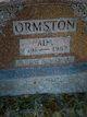Ada Ormston