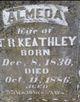 Sarah Almeda <I>Smith</I> Keathley