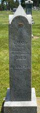 Profile photo:  Lucy Ann <I>Baldwin</I> Benjamin