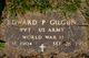 Edward P Gilgun