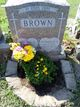 """Catherine Frances """"Cathy"""" <I>Masters</I> Brown"""