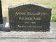 Annie Elizabeth <I>Townley</I> Palmer