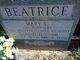Mary Veronica C <I>Rodgers</I> Beatrice