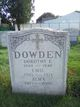 Alma <I>Fontana</I> Dowden