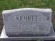 Profile photo:  George W. Arnett