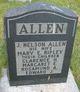 Profile photo:  John Nelson Allen