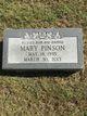 Mary Ann <I>Peperak</I> All Pinson