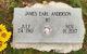 "Profile photo:  James Earl ""Bo"" Anderson"