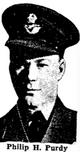 Profile photo: Pilot Officer Phillip Hannah Purdy