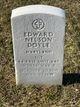 Edward Nelson Doyle