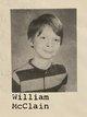 "William Patrick ""Billy"" McClain Jr."