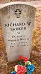 Spec Richard W Barker