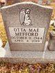 Otta Mae <I>Ramey</I> Mefford
