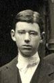 Profile photo: Lieutenant Arthur Charles Lionel Abrahams