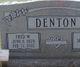 Fred William Denton