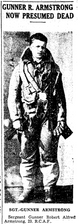 Sergeant (Air Gnr.) Robert Alfred Armstrong