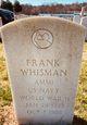 Frank Whisman