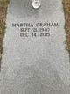 Profile photo:  Martha <I>Muliford</I> Graham
