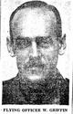 Profile photo: Flight Lieutenant (Pilot) William Mackenzie Roderick Griffin