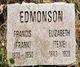 "Francis Marion ""Frank"" Edmonson"
