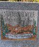 Norman Gene Wolf