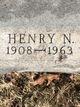 Henry Nelson Blizzard