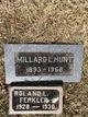 Millard Leroy Hunt