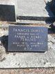 Francis James Perkins