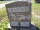Profile photo:  Charles Clarence Chaponis