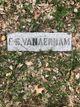 Fred S. Vanaernam