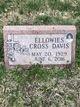 Ellowies Davis