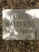 Walter R Merrifield