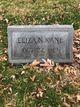 Eliza <I>Nunn</I> Kane