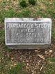 """Margaret """"Maggie"""" <I>Crawford</I> Steer"""