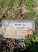 Bertha Richardson