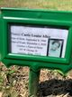 Profile photo:  Carrie Louise Allen