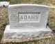 Profile photo:  Frank Davis Adams