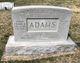 Profile photo:  Mabel Claire <I>Adams</I> Adams