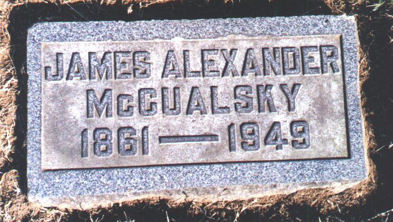 James Alexander McCualsky