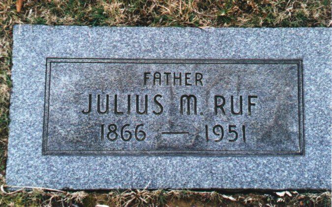 Julius Mathew Ruf