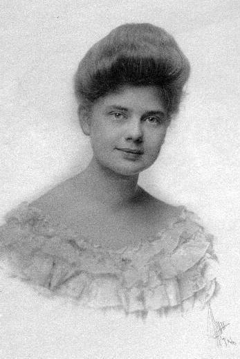 Ruth Elizabeth <i>Bachman</i> Stockdale