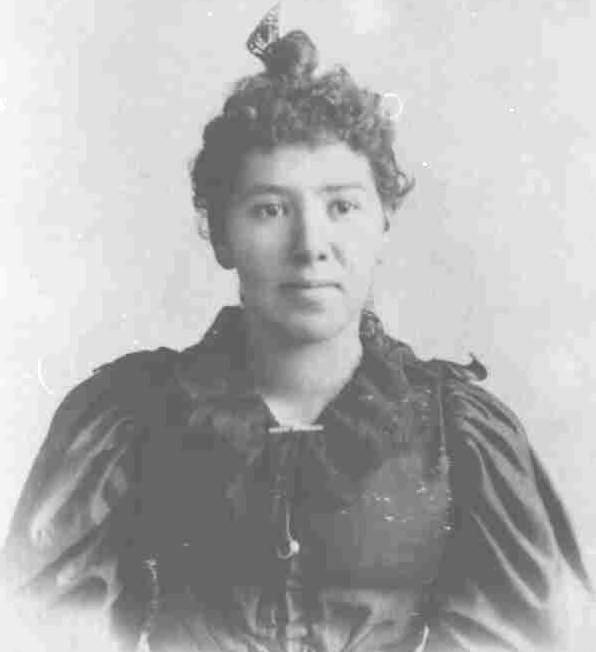 Maria Medarda Luisa <i>Verdugo</i> Yates