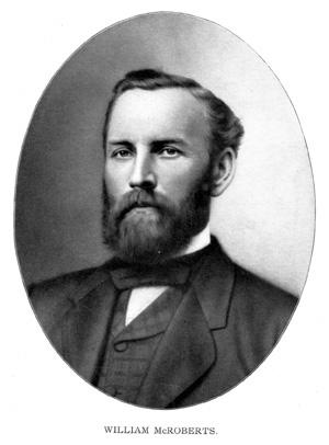 William James McRoberts, Jr