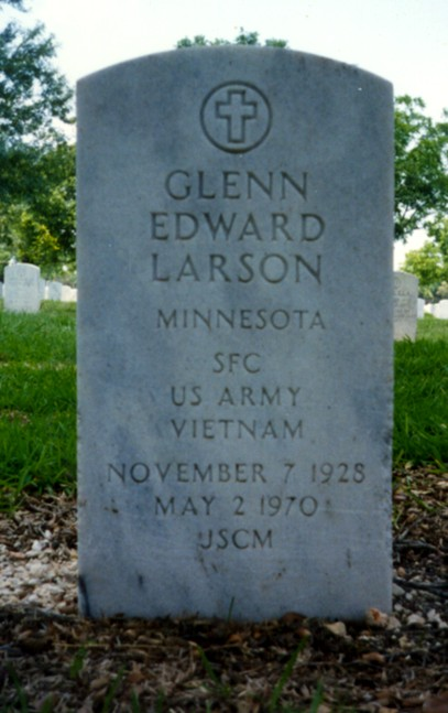 SFC Glenn Edward Larson