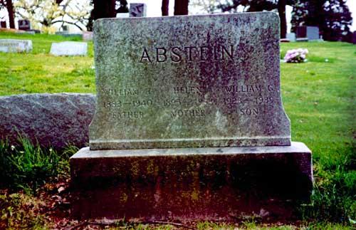 William Henry Abstein